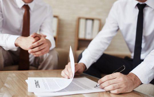 Contractual Disputes